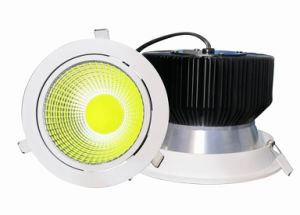 Hot Sale COB Bridgelux LED Downlight to Italy Market pictures & photos