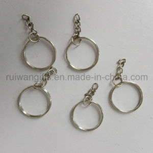 25mm Metal Ring with Chain pictures & photos