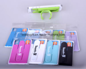 Wholesale Silicone Mobile Phone Support/Holder pictures & photos