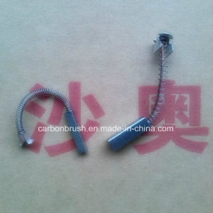 Looking for metal carbon brush J380 for motors pictures & photos