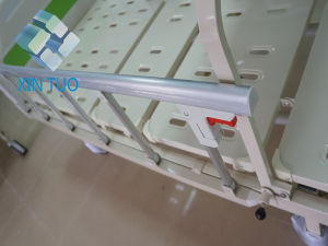 Electric Three-Function Medical Care Bed (super low) pictures & photos