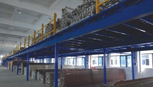 Steel Rack Warehouse Storage Rack with Multi-Level pictures & photos