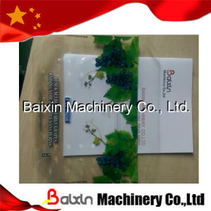 Perforated Plastic Grape Bag Making Machine pictures & photos