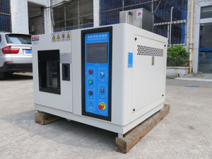 High Quality Customized Laboratory Benchtop Temperature Humidity Test Chamber pictures & photos
