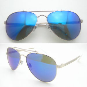 2016 New Brand Designer Metal Polarized Fashion Sunglasses pictures & photos