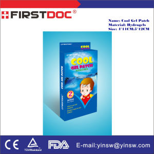 Kids Care Cooling Gel Sheet (TRT009) Cooling Gel Patch pictures & photos