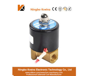 Kvn 2wh Series Direct Acting High Pressure Solenoid Valves Brass Body pictures & photos