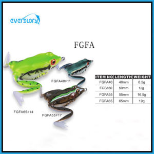 Different Length Attractive Frog Lure Fishing Lure pictures & photos