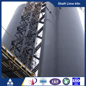 Easy Operation Lime Vertical Shaft Kiln pictures & photos