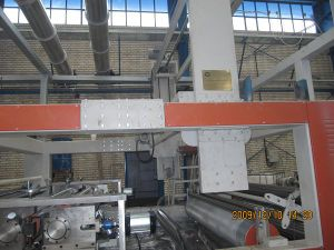 Automatic Horizontal One-Step Impregnation Line pictures & photos