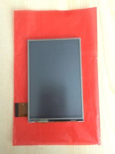 Rg-T035ahr-03p 3.5inch All View LCD 320X480 Screen with Touch Screen pictures & photos