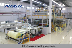 Nonwoven Fabric Making Machine Lines pictures & photos