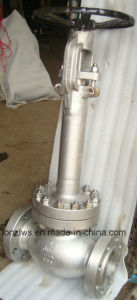 Cast Steel Class 600 Globe Valve pictures & photos