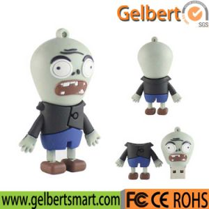 Wholesale Cartoon Zombies USB Flash Drive for Gift pictures & photos