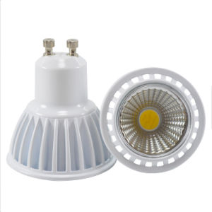 High Efficiency GU10 MR16 E27 5W GU10 LED Spot Light pictures & photos