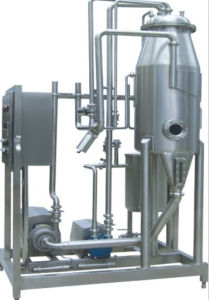 Stainless Steel Full Automatic Vacuum Degasser pictures & photos