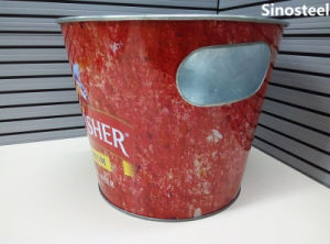 Promotional Customized Metal Ice Bucket 5L pictures & photos
