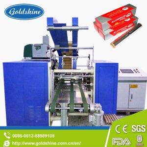 High Quality Cling Film Aluminum Foil Machinery in China pictures & photos