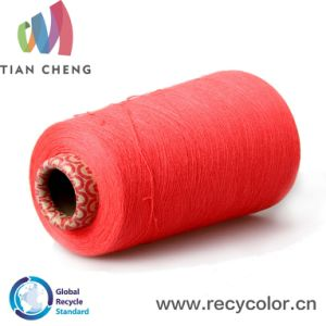 Colored Polyester Yarn for Gloves pictures & photos