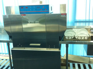Eco-1A Automatic Conveyor Dishwsher pictures & photos