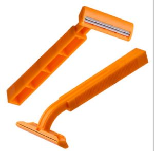 Cheapest Twin Blade Disposable Shaving Razor pictures & photos