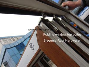 Renolit Woodgrain Laminated Plastic Folding Windows pictures & photos