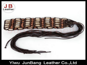 Fashion Ethnic Style Hand Made Beaded Belt pictures & photos