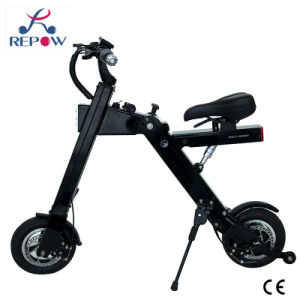Two Wheel Ebike Mini Foldable Scooter 250W pictures & photos