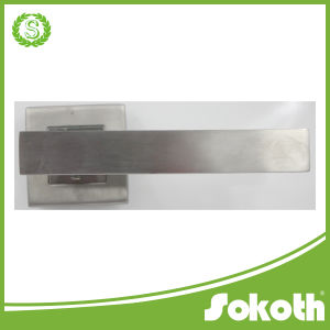 Ss201/304 Door Handle/ Furniture Door Lock Stainless Steel 067 pictures & photos
