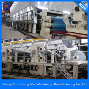Kraft Paper Making Machine Price Cost of Paper Recycling Machine pictures & photos