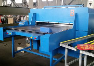 Automatic Paper Round Plate Cutting Machine pictures & photos