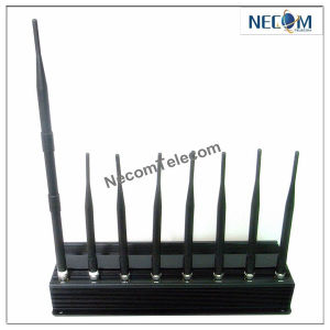 Stationary Adjustable 4G Jammer Cell Phone CDMA GSM GPS 3G WiFi Lojack,Signal Blocker for All 2g,3G,4G Cellular,173MHz,433MHz,315MHz,GPS,Wi-Fi,VHF,UHF Jammer pictures & photos