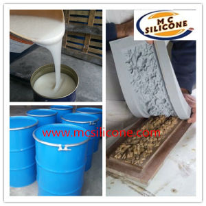Making Silicone/Culture Stone Mold Making Silicone Rubber/Mc Silicone pictures & photos