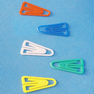 Coloured Plastic Paper Clip (QX-PC006) 22/25/35/51/61mm pictures & photos