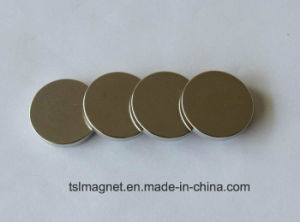 Strong Permanent Sintered NdFeB Magnet Neo (N40) pictures & photos