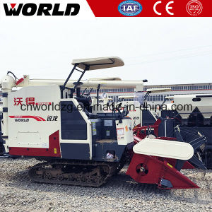 Crop Harvester for Rice Wheat and Rape Harvesting pictures & photos