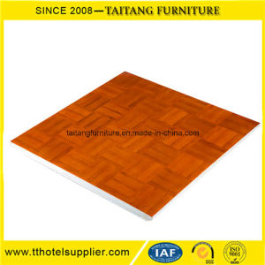 Low Price Good Quality Cheap Wooden Dance Floor pictures & photos