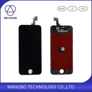 Black and White Color Glass Touch Screen Digitizer LCD for iPhone 5s pictures & photos