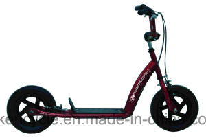 Fashionable 12inch Kick Scooter/Children Scooter/ Foot Bike/Kick Bicycle/Mini Kick Scooter/Street Kick Scooter pictures & photos