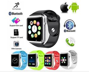 Bluetooth Smart Watch Sports Fitness Tracker Watch GPS GSM Phone Watch with Synchronizing Mobile Incoming Call Remote Camera pictures & photos
