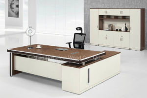 2015 Modern Wooden Executive Office Table Furniture (HF-AC024) pictures & photos