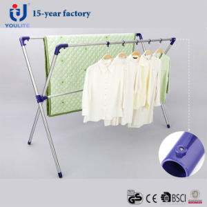 Stainless Steel Extandable X-Type Clothes Hanger pictures & photos