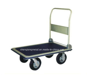 Platform Hand Truck pH300 with 8 Inches Wheels