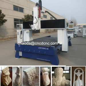 CNC Router Engraving Machine for 2D 3D Woodworking pictures & photos