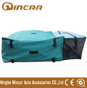 New Waterproof Car Carrier Soft Roof Bag Cargo From Ningbo Wincar