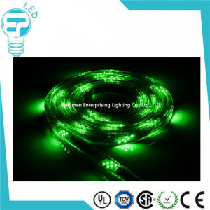 High Voltage 3528 LED Rope Strip Light pictures & photos