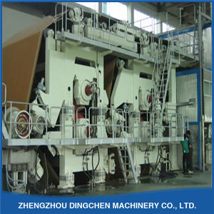 Kraft Paper Machine Craft Paper Making Plant pictures & photos