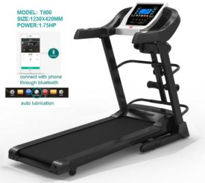2016 New Fitness, Small Home Cheap Treadmill (T800) pictures & photos