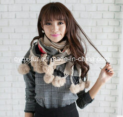 100% Pure Wool Scarf/ Shawls From Inner Mongolia pictures & photos