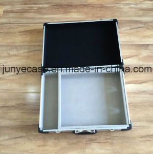 Aluminum Empty Case with Silk Screen pictures & photos